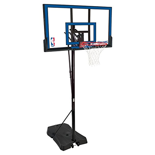 Spalding Unisex-Adult 3001653010942 Basketball, transparent, One Size