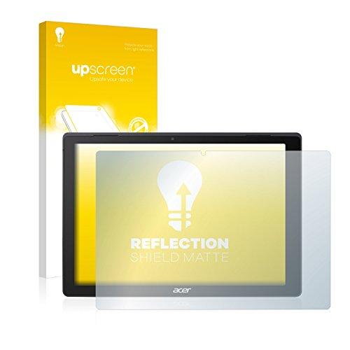 upscreen Entspiegelungs-Schutzfolie kompatibel mit Acer Switch 5 – Anti-Reflex Bildschirmschutz-Folie Matt