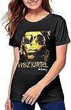 Photo de Vybz Kartel Woman Pretty Cotton Tee Shirt,Personality,S par