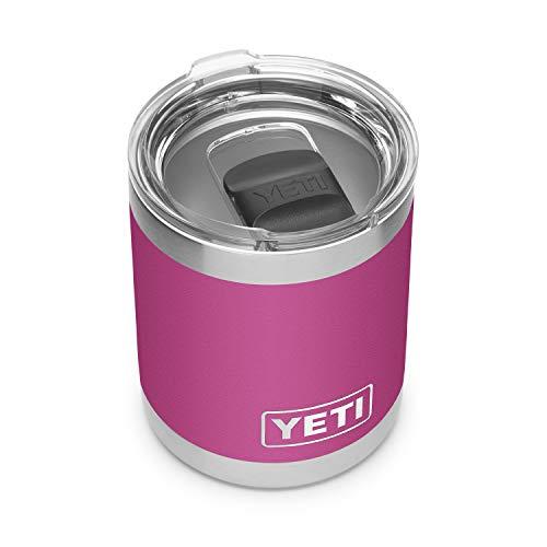 YETI Rambler 10 oz Lowball, Vacuum Insulated, Stainless...