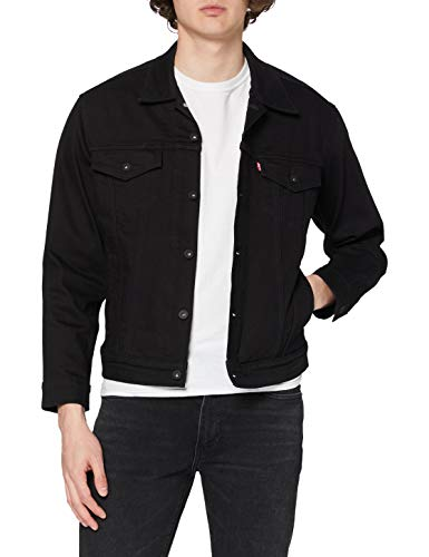 Levi's Herren The Jacket Jeansjacke, Dark Horse Trucker, XXXL