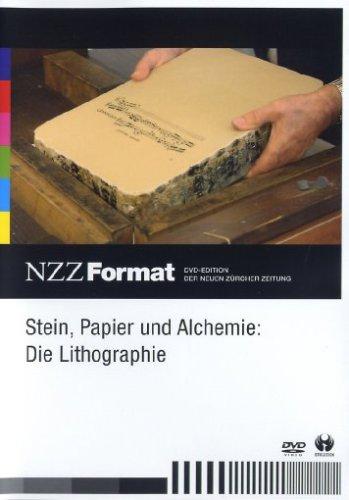 Stein, Papier und Alchemie - Die Lithographie - NZZ Format