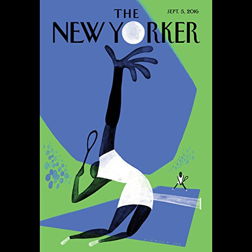 The New Yorker, September 5th 2016 (Emma Allen, Janet Malcolm, James Surowiecki) audiobook cover art
