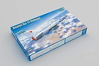 Trumpeter 1/48 Soviet Su-11 Fishpot Plastic Model Kit