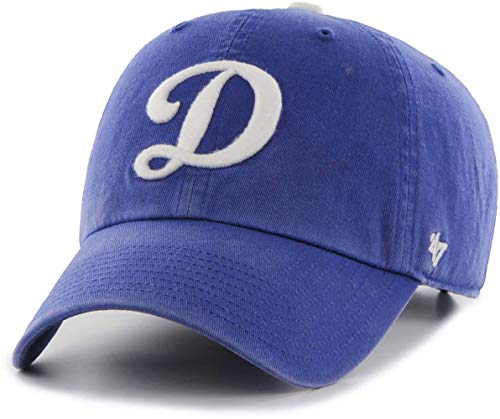 47 brand adjustable cap clean up la dodgers