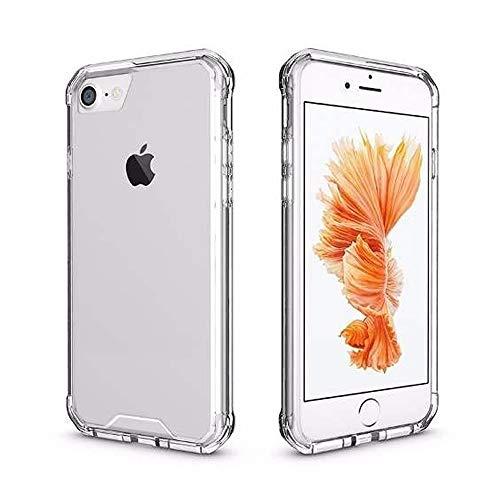 Capa Case capinha 100% Transparente super Resistente para Proteger iPhone 6 6s