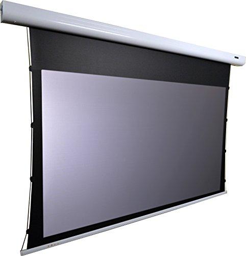 HiViLux Tension Motor Leinwand Hochkontrast Grau Tuch: HiViGrey Cinema 5D Gain=1,35 (16:9 Bild:221x124cm 100