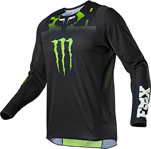 Fox 360 Monster Jersey schwarz XL