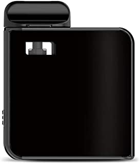 IT'S A SKIN Decal Vinyl Wrap Compatible with Smok Mico Kit/Solid Black