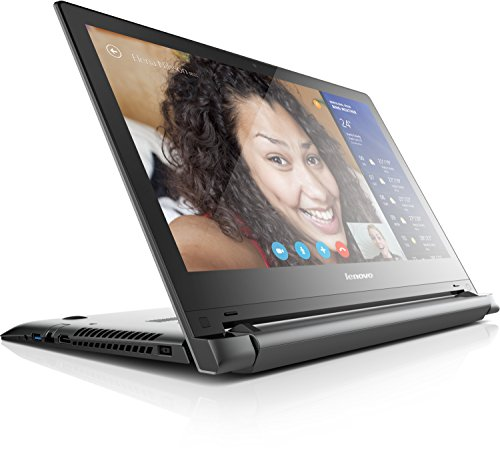 Lenovo Flex 2-14 35,6 cm (14 Zoll FHD IPS) Convertible Laptop (Intel Core i5-4210U, 2.7GHz, 8GB RAM, 128GB SSD, Nvidia GeForce 840M/ 2 GB, Touchscreen, Win8.1) schwarz