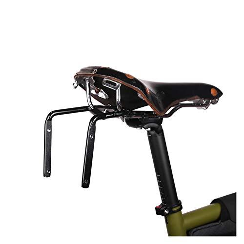 Huiyue Bolsa de sillín Ultraligero-S/M Bicicletas de montaña Bolsa for Bicicleta de Carretera Bolsa de Bicicleta (Color : Anti Sway Brooks)