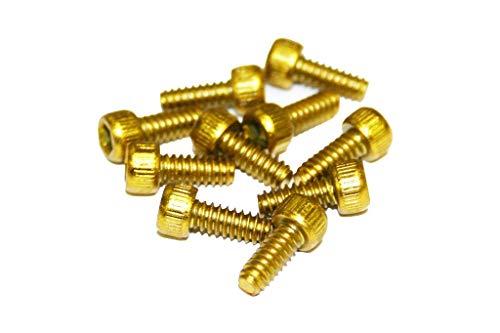Revers Escape Pro + Black One Pedal Stahl Pin Set US goldfarben
