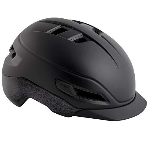 MET Grancorso Helm matt Black Kopfumfang L | 58-62cm 2020 Fahrradhelm