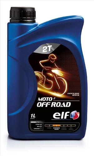 Elf Moto 2 Off Road teilsynthetisches 2T-Motorenöl 1l