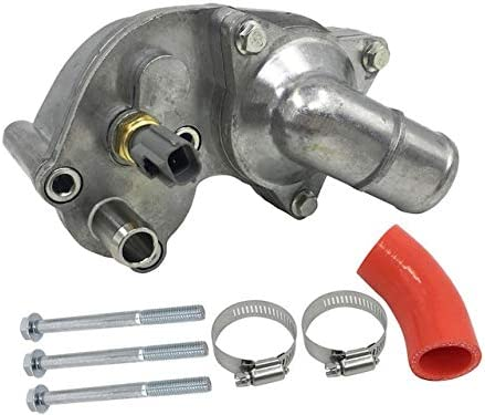 Engine Coolant Thermostat Housing New arrival Assembly Sensor Online limited product with ByPas and