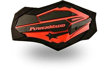PowerMadd 34477 Black Handguards
