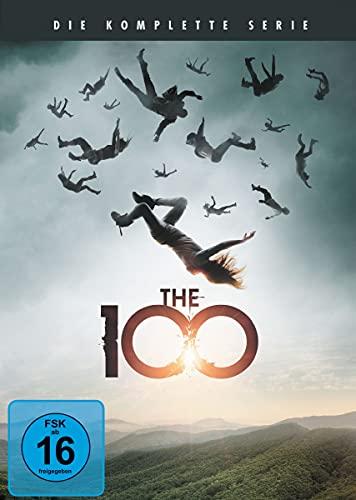 The 100: Die komplette Serie [24 DVDs]