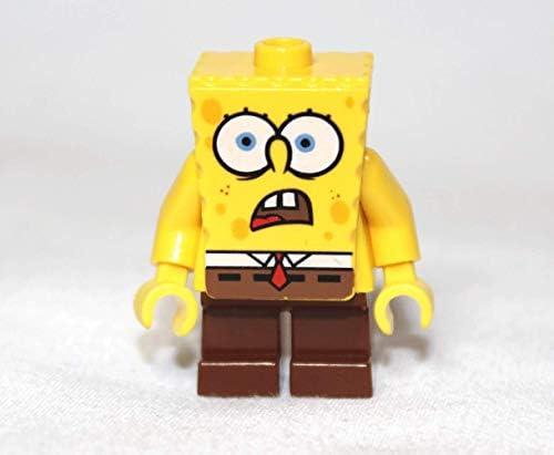 Spongebob Squarepants Shocked LEGO Spongebob 2 Figure product image