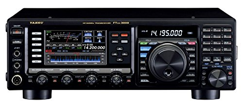 Yaesu FT-DX3000D Original - HF/50 MHz Amateur Radio Base Transceiver 100 Watts