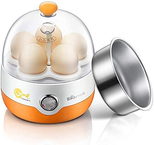 Huishoudelijke mini elektrische eierkoker, Kleine eierkoker ei stoomboot Multifunctionele automatische uitschakeling
