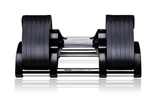 東急スポーツオアシス可変式6段ダンベル・アレーFLEXBELLフレックスベル20kg×2