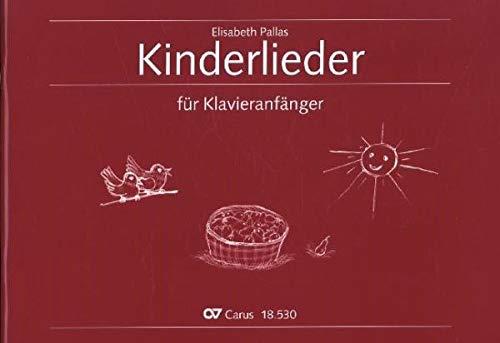 Pallas: kinderliedjes voor pianobeginners. Verzameling: