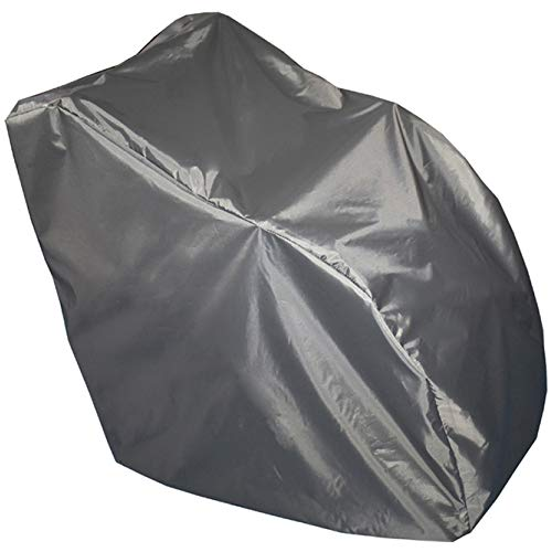 SCAHUN Funda para Silla De Masaje Anti-rasguños Impermeable Proteccion Solar Funda De Silla Toalla De Cubierta Paño Oxford Cubrir,Grey-105×75×105cm