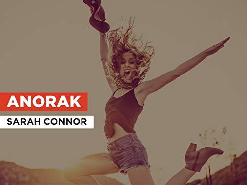 Anorak im Stil von Sarah Connor