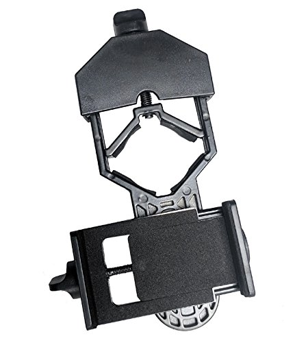 "Universal Telescope Smartphone Camera Adapter 1.25"""