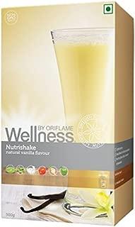 Oriflame Wellness Nutrishake Vanilla Flavour - 500