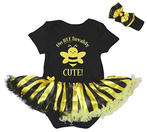 Petitebelle - Robe - Manches courtes - Bébé (fille) 0 à 24 mois Multicolore Multicolore - Noir - M