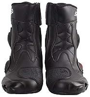 ブーツ スポーツブーツ モトクロスブーツ ツーリングシュ 防寒防水機能 メンズ (26.0cm)