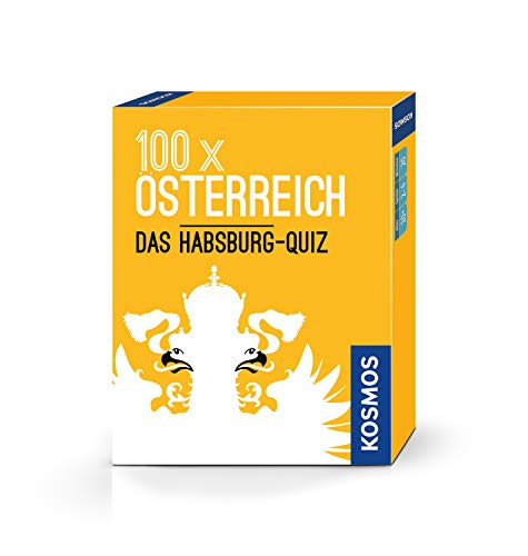 Kosmos 698980 100xÖsterreich-DasHabsburg-Quiz
