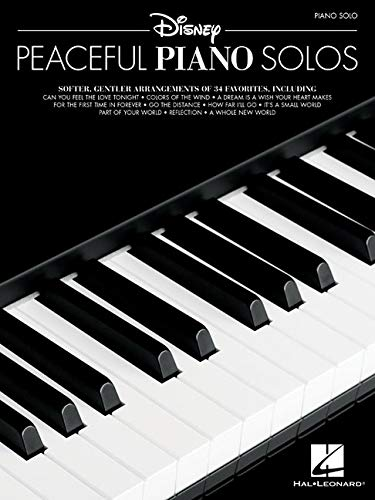 Disney Peaceful Piano Solos