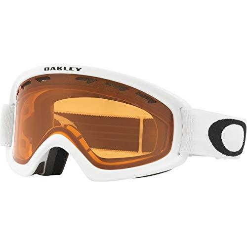 Oakley O Frame 2.0 Pro XS Lunettes de Soleil, Mattwei /Kaki/Dunkelgrau, Homme