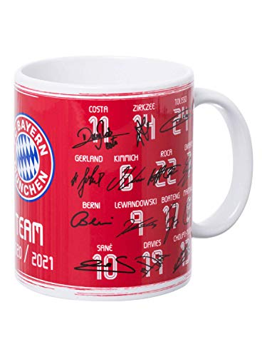 FC Bayern München Tasse Signature 20/21