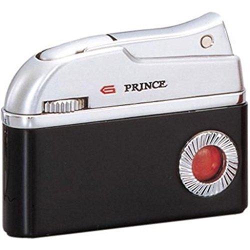 PRINCE(プリンス) 喫煙具 ブラック 3.9×5.1×1.15cm