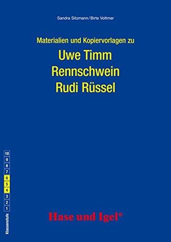 Begleitmaterial: Rennschwein Rudi Rüssel