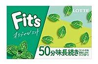 ロッテ フィッツ(オリジナルミント) 12枚 ×10個