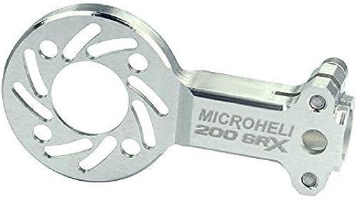 productos creativos Alum Tail Motor Mount   Blade200SRX by Microheli Co. Co. Co.  ventas al por mayor