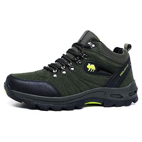 Chaussures de randonnée pour dames, 2018, automne et hiver Les nouvelles chaussures de randonnée Couple Randonnée pédestre Tourisme Chaussures de plein air Baskets montantes Chaussures de sport en cui