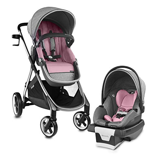 Best evenflo epic travel system