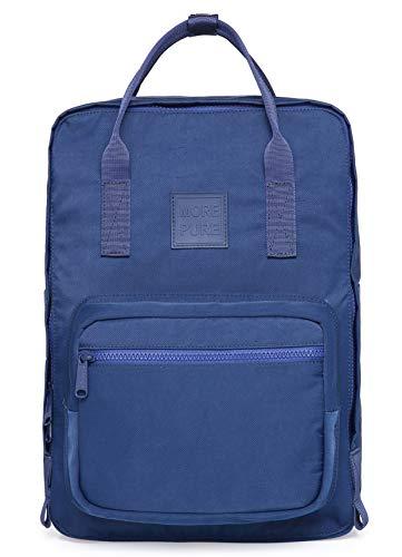 HotStyle MOREPURE Bolso mochila Cabe MacBook 15 pulgadas
