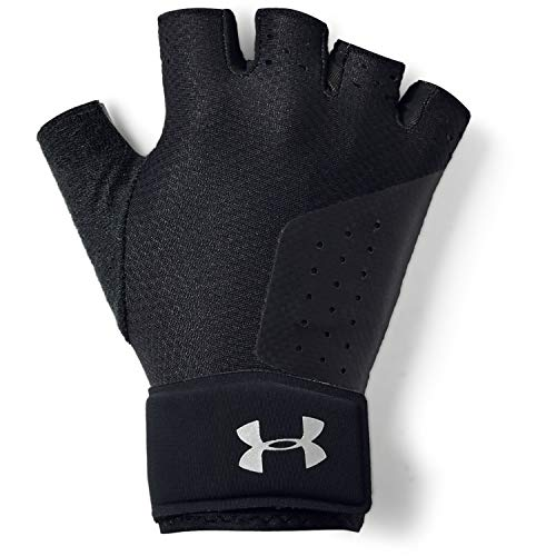 Under Armour Women's Weight Lifting Guantes, Mujer, Negro, SM