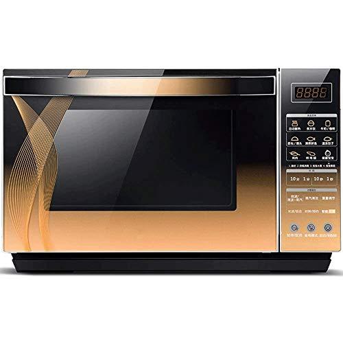 JHBNOIUKJS Microondas Control del Horno de 25 litros del hogar del Horno microondas, for cocinar al Vapor/Calefacción/Campo de ebullición.