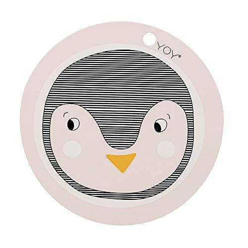 OYOY Living Platzset Pinguin aus Silikon