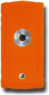 Amzer AMZ89427 Funda para teléfono móvil Naranja - Fundas para teléfonos móviles (Funda, Sony Ericsson, Sony Ericsson Viva...