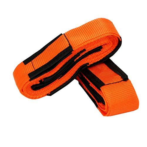ZJ-SUMBRELLA Correas de elevación y Movimiento de 2 Personas Que transportan el cinturón para Levantar Muebles, televisores, Camas, artículos de Vestuario, Pesados y voluminosos