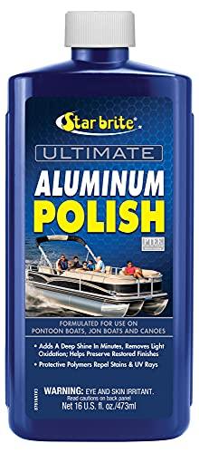 STAR BRITE Ultimate Aluminum Polish with PTEF - 16 oz