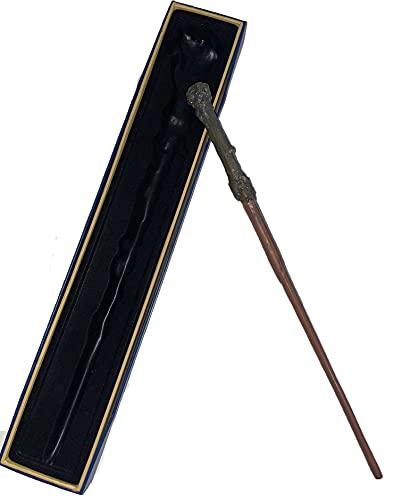 Bacchetta Magica Harry Potter 36 cm Ciondolo Doni della Morte in Regalo